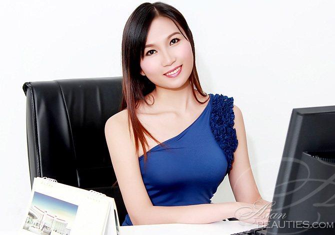 Asian member relationship: Yuan from Changsha, 28 yo, hair